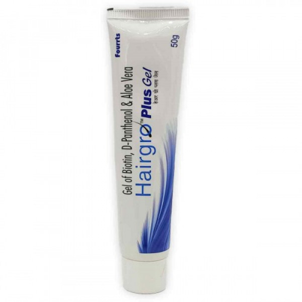 Hairgro Plus Gel, 50gm
