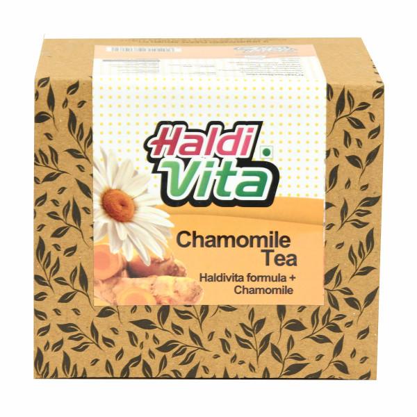 Haldivita Chamomile Tea, 25 Bags