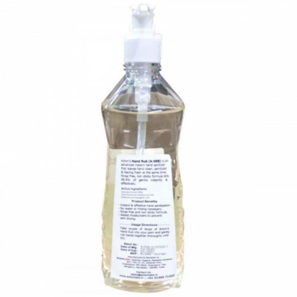 Acton Alcohol Based Hand Rub, 500ml