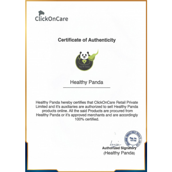 Healthy Panda Multigrain Dry Fruit Malt -Daily Nutrition Drink, 250gm