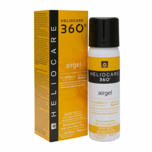 Helio 360 Airgel SPF 50, 60ml