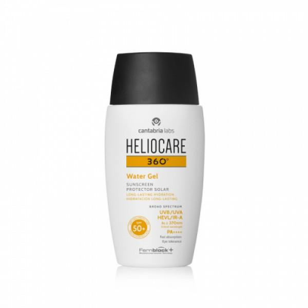 Heliocare 360 Water Gel Sunscreen SPF 50+, 50ml