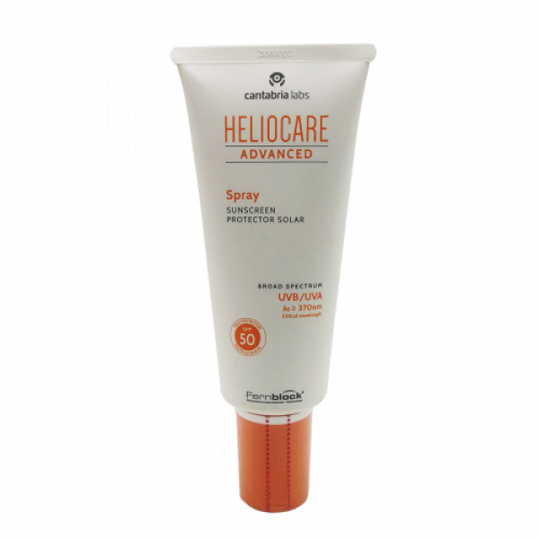 Heliocare Advanced SPF 50 Sunscreen Spray, 200ml