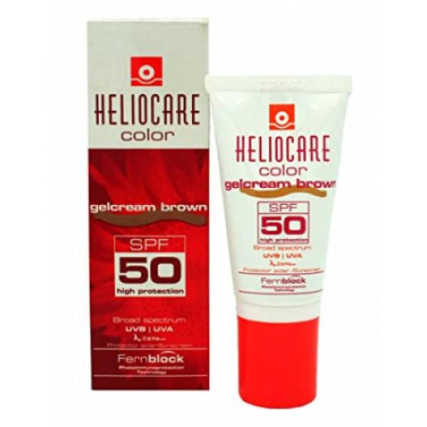 Heliocare Color Gel Cream SPF 50 (Brown), 50ml