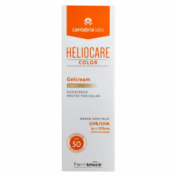 Heliocare Color Oil-Free Compact SPF 50 (Brown), 10gm