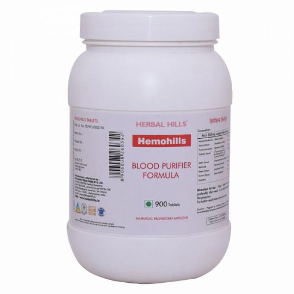 Herbal Hills Hemohills,  900 Tablets
