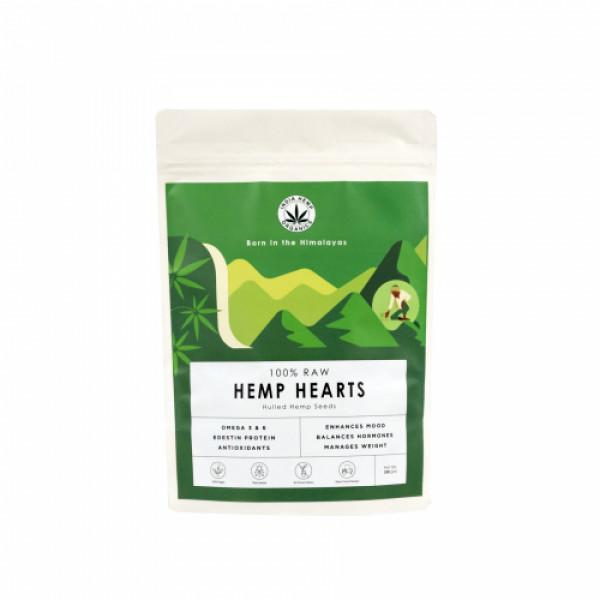 India Hemp Organics Hemp Hearts, 250gm