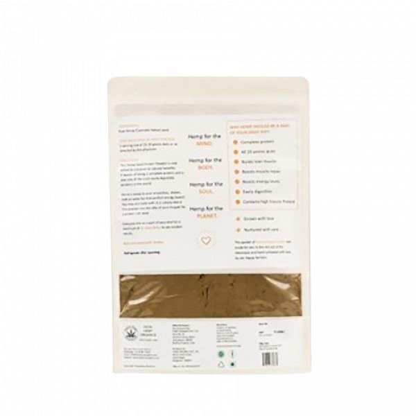 India Hemp Organics Hemp Protein Powder, 500gm