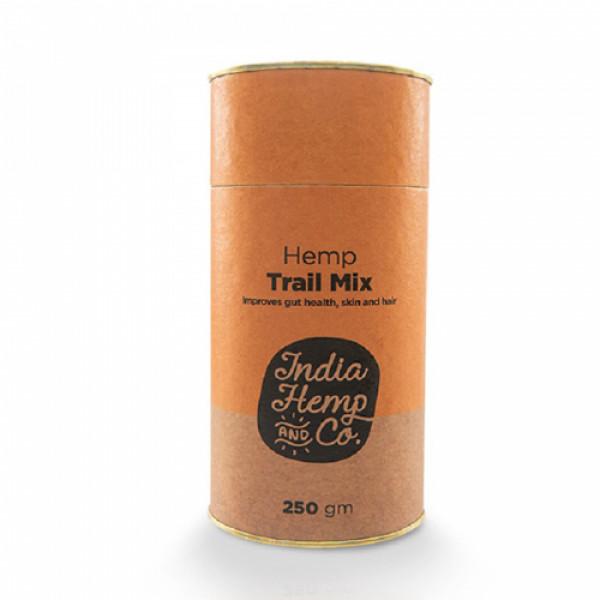 India Hemp and Co Hemp Trail Mix, 250gm