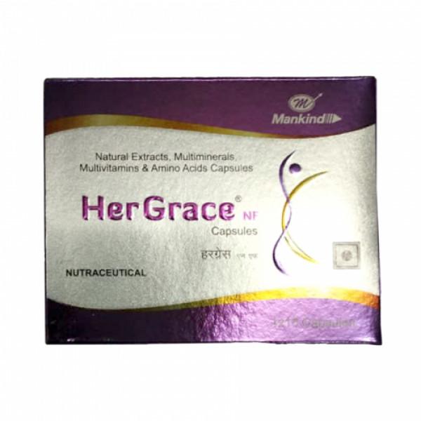 Hergrace NF, 15 Capsules