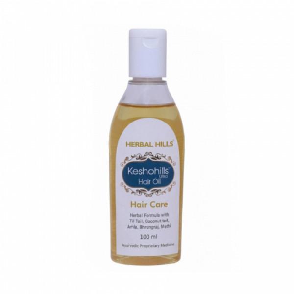 Herbal Hills Keshohills Hair Oil, 100ml
