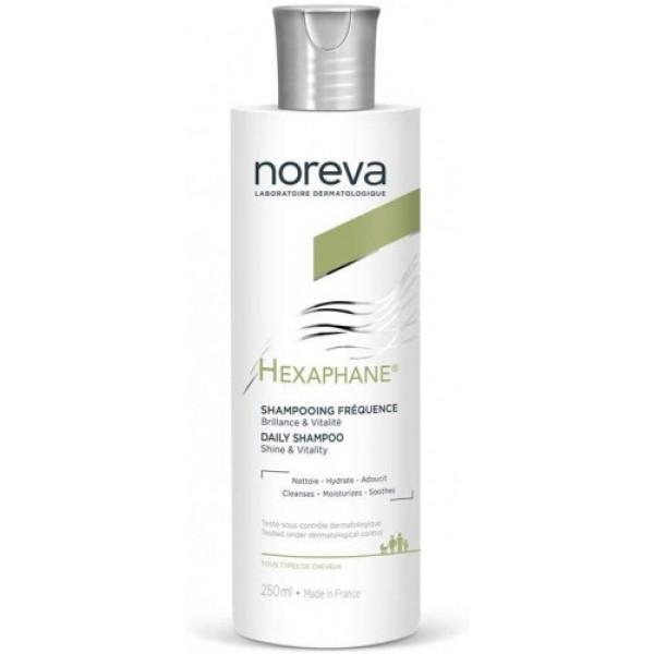 noreva Hexaphane Daily Shampoo, 250ml