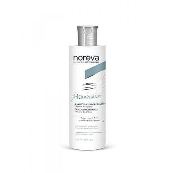 noreva Hexaphane Oil Control Shampoo, 250ml