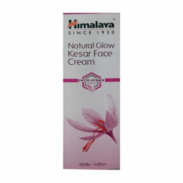 Himalaya Natural Kesar Face Cream, 50gm