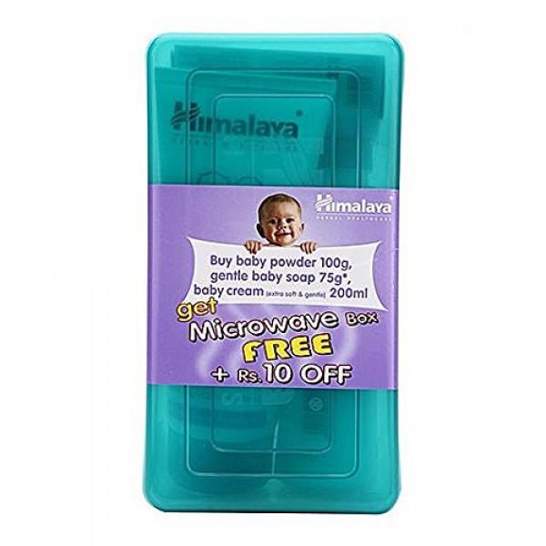 Himalaya Baby Gift Pack (Micro Wave Box)