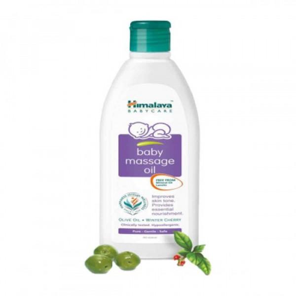 Himalaya Baby Massage Oil, 300ml