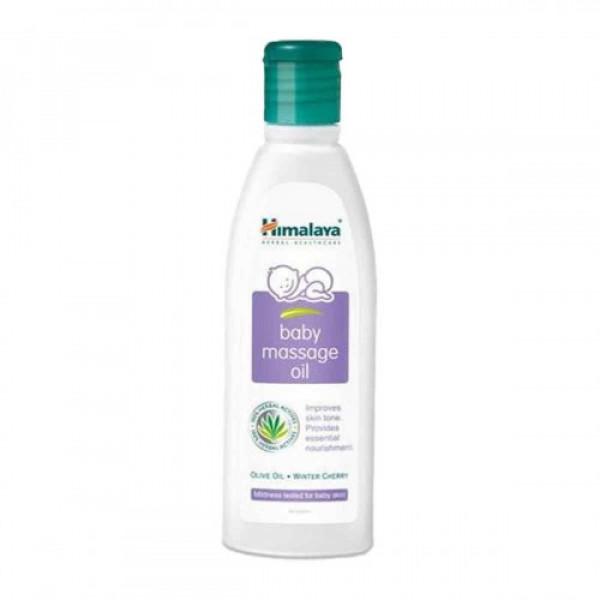 Himalaya Baby Massage Oil, 50ml