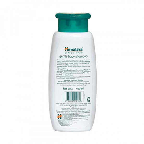 Himalaya Baby Shampoo, 400ml