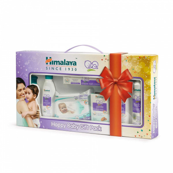 Himalaya Happy Baby Gift Pack (Set Of 7)