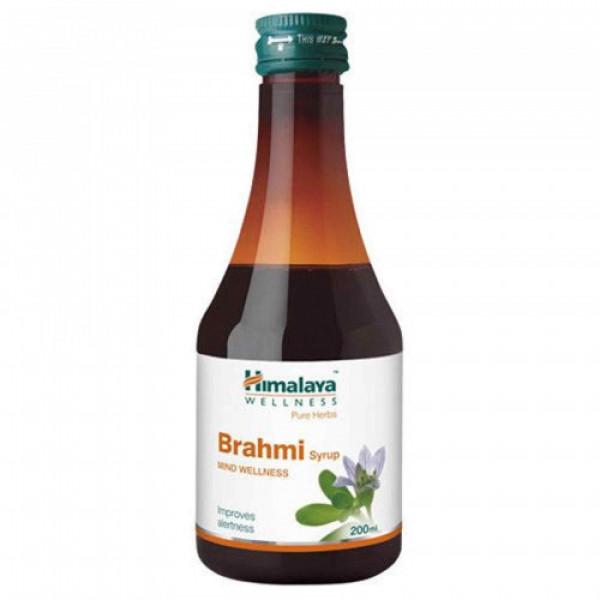Himalaya Brahmi Syrup, 200ml