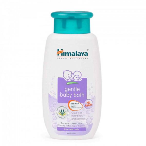 Himalaya Gentle Baby Bath, 100ml