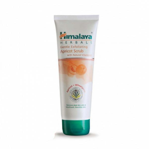 Himalaya Gentle Exfoliating Apricot Scrub, 100gm