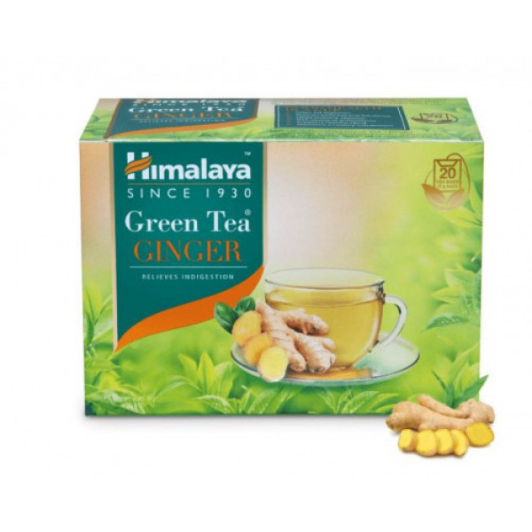 Himalaya Ginger Green Tea, 20 Bags