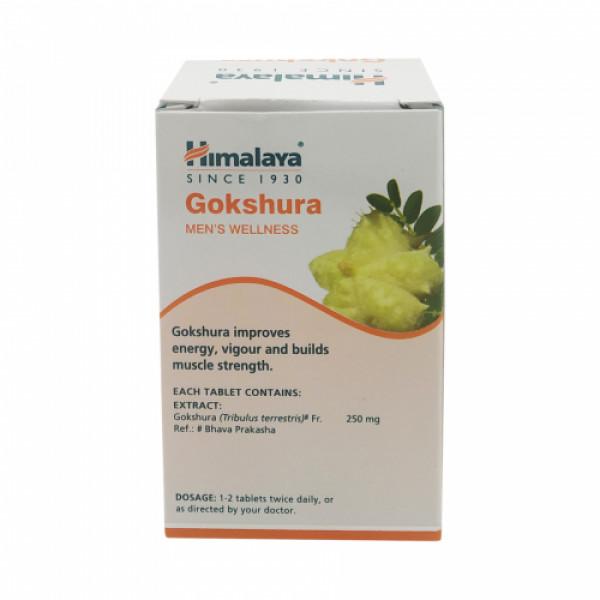 Himalaya Wellness Gokshura, 60 Tablets