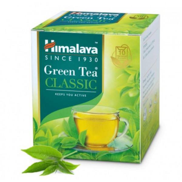 Himalaya Green Tea, 10X2gm