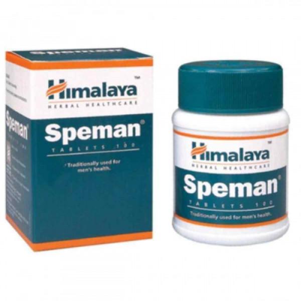 Himalaya Herbal Healthcare Speman, 60 Tablets