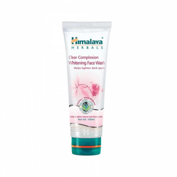 Himalaya Clear Complexion Face Wash, 100ml