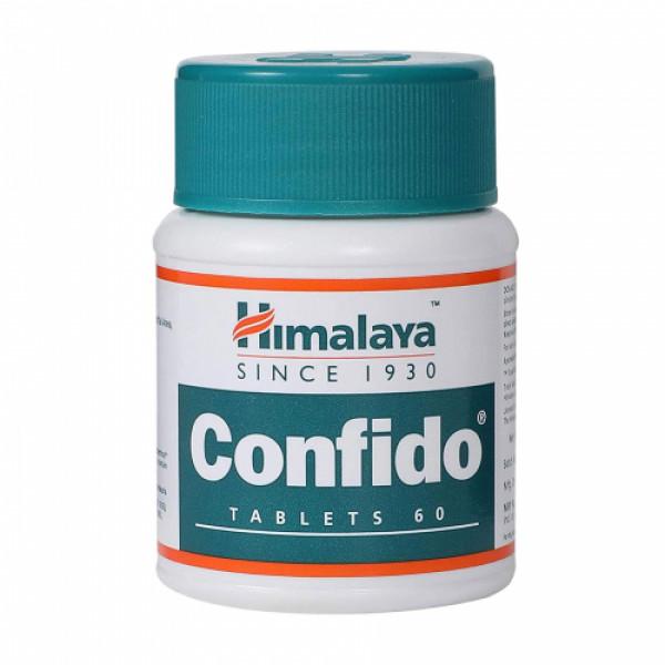 Himalaya Herbals Confido, 60 Tablets