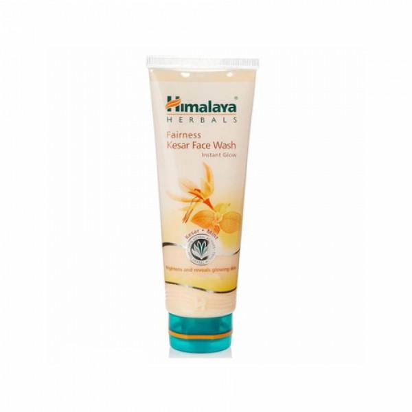 Himalaya Kesar Face Wash, 150ml