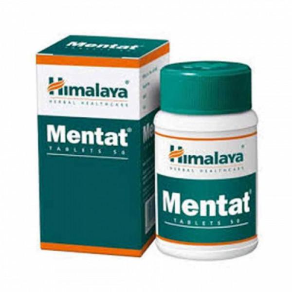Himalaya Herbals Mentat, 60 Tablets