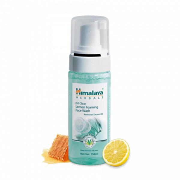 Himalaya Oil Clear Lemon Foaming Face Wash, 150ml