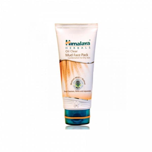 Himalaya Oil Clear Mud Face Pack, 150gm
