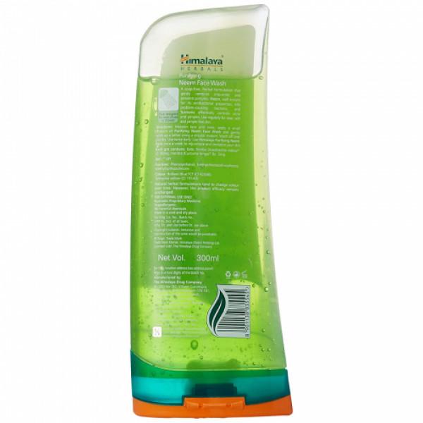 Himalaya Purifying Neem Face Wash, 300ml