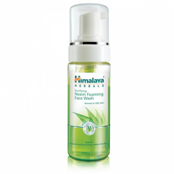 Himalaya Purifying Neem Foaming Face Wash, 50ml