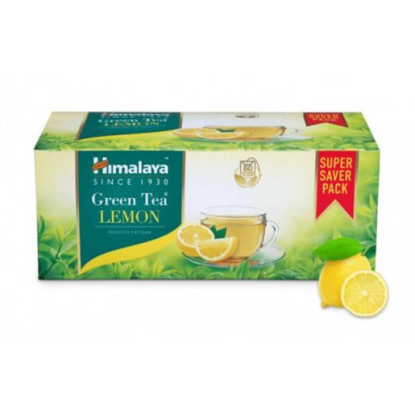 Himalaya Lemon Green Tea, 60Bags