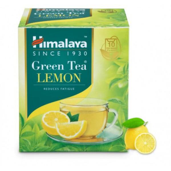 Himalaya Lemon Green Tea 10X2gm