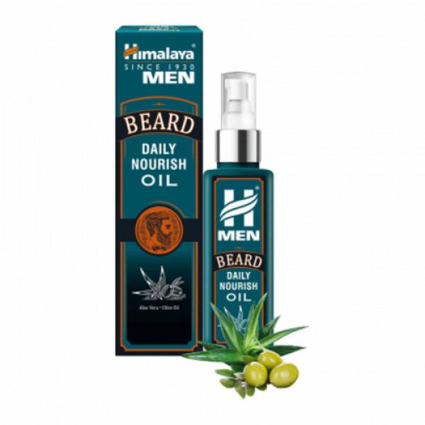 Himalaya Men Beard Daily Nourish Oil, 40ml