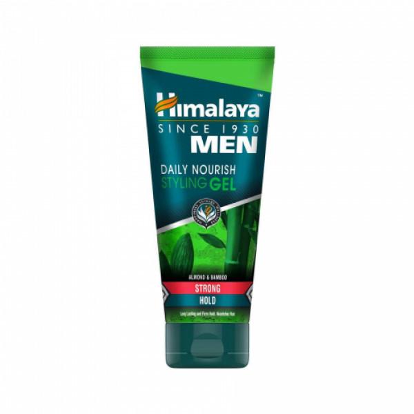 Himalaya Men Daily Nourish Styling Gel, 100gm Strong
