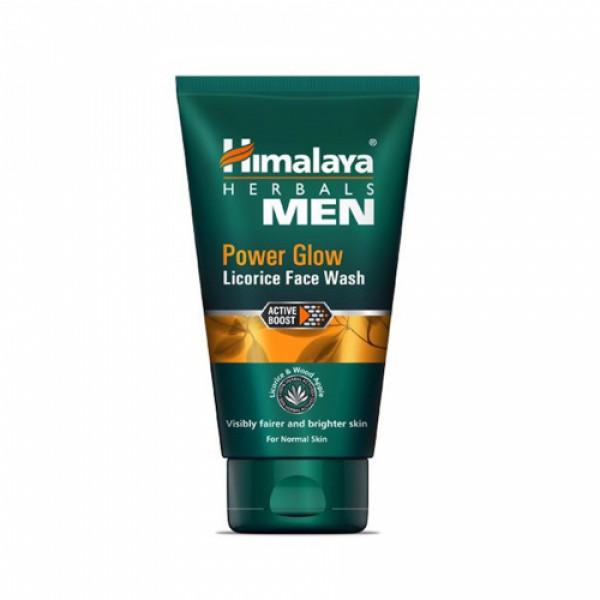 Himalaya Power Glow Licorice Face Wash, 100ml