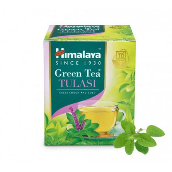 Himalaya Tulsi Green Tea, 20 Bags