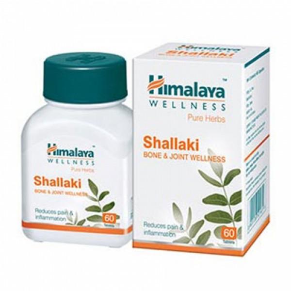 Himalaya Wellness Shallaki, 60 Tablets