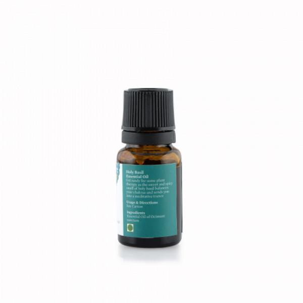 Bipha Ayurveda Holy Basil Essential Oil, 10ml