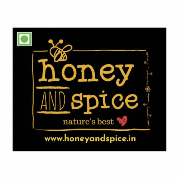 Honey and Spice Himalayan Wild Honey, 500gm