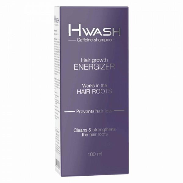 H Wash Caffeine Shampoo, 100ml