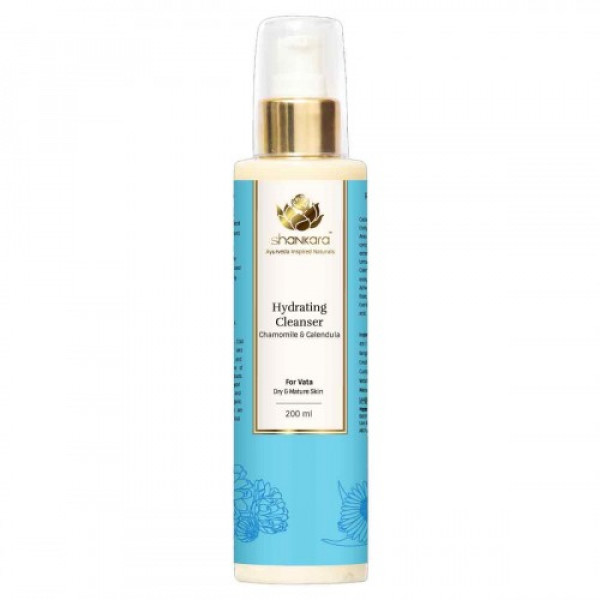Shankara Hydrating Cleanser - Rich Repair, 200ml