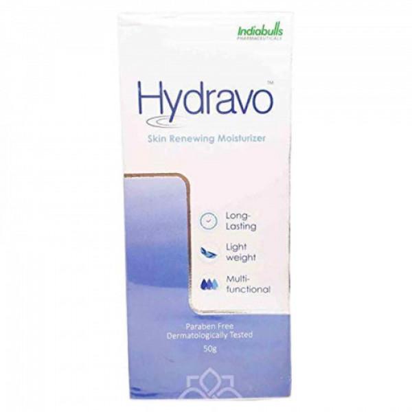 Hydravo Skin Moisturizer, 50gm